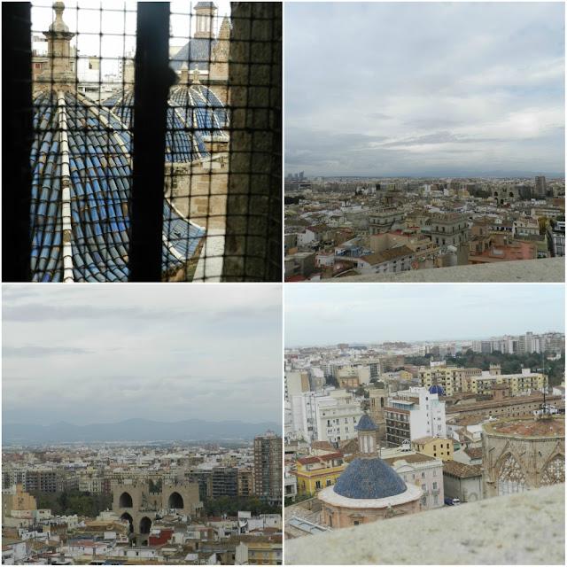 A Catedral de Valencia (Espanha) e o Cálice Sagrado - Torre Miguelete