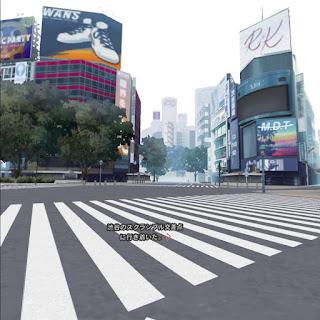 東京クロノス 体験版 渋谷