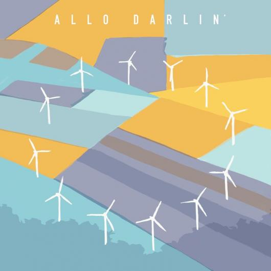 Allo darlin - Europe