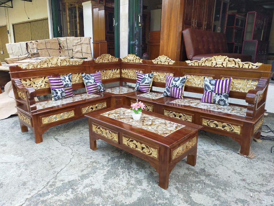 Harga kursi sudut purwokerto - harga kursi tamu di Purwokerto