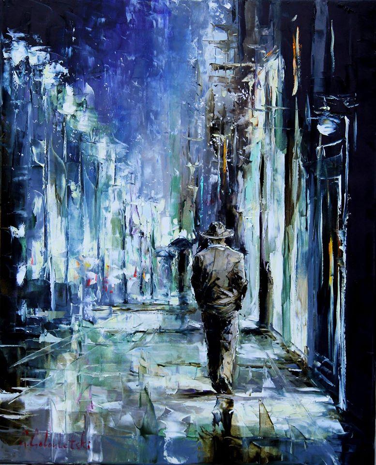 Gleb Goloubetski The Artist