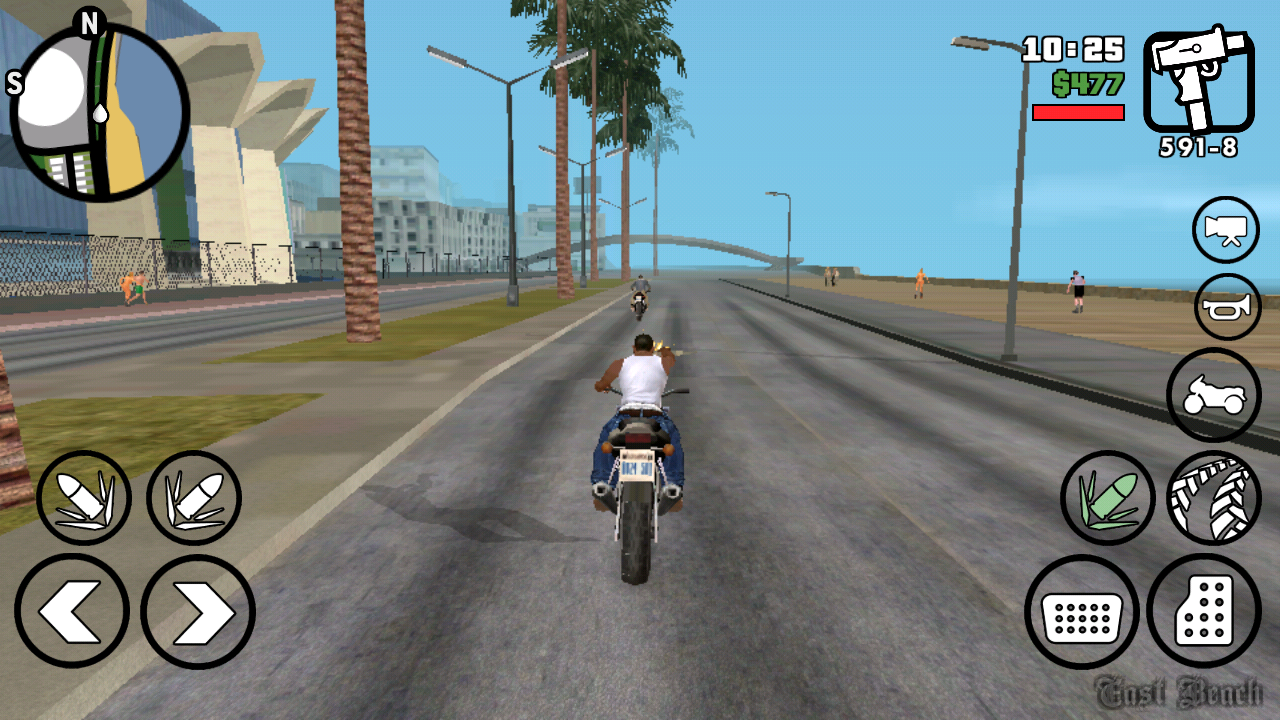 Fastest Gta San Andreas Apk + Data Free Download For Android Highly