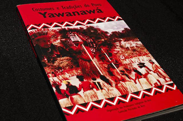 Livro Costumes e Tradições Yawanawá-1