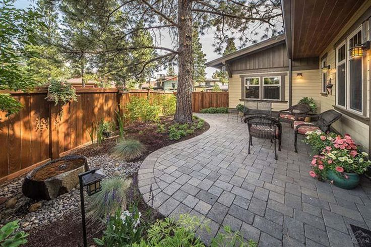Sprucing Things Up - Our Fabulous Life in the Suburbs on Backyard Hardscape Design id=77296