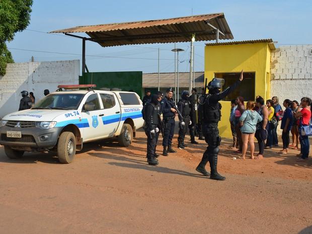 Barril de pólvora - Rondônia receberá apoio da União para evitar confrontos em presídios