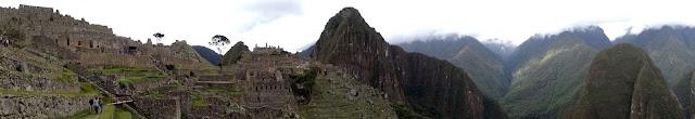 Machu Picchu Puente del Inca
