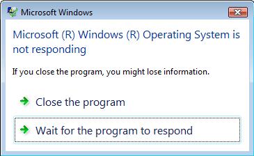 Cara Menutup Aplikasi Not Responding pada Komputer/Leptop