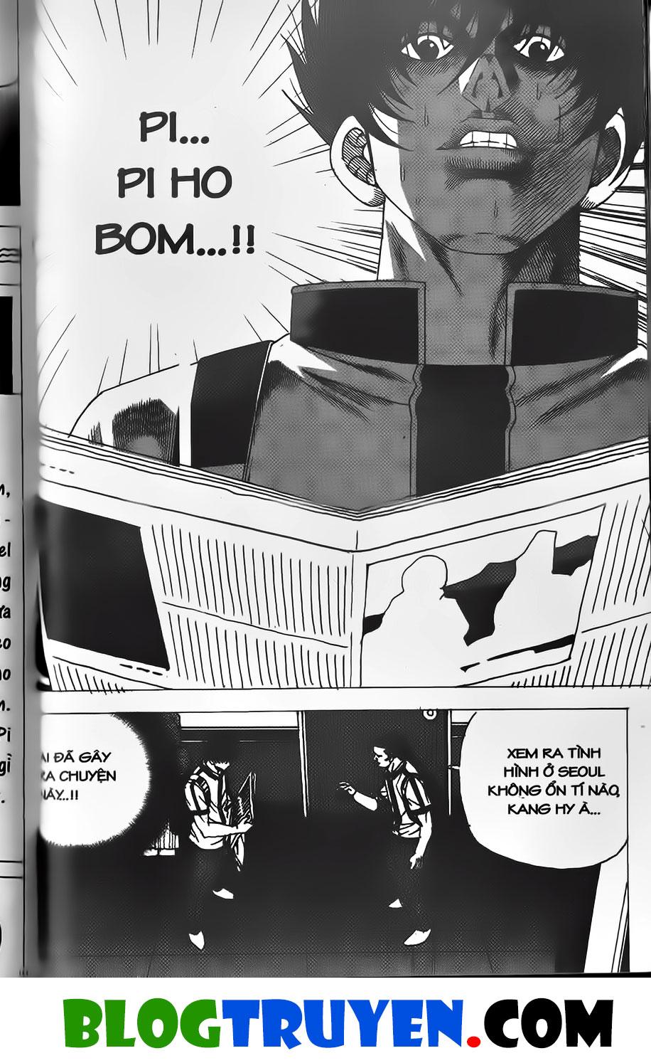 Bitagi - Anh chàng ngổ ngáo chap 350 trang 20