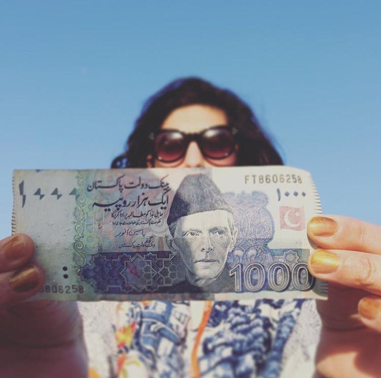 Pakistan rupees