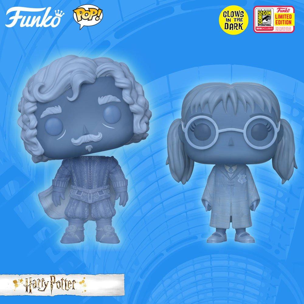 The Blot Says Sdcc 2018 Exclusive Harry Potter Pop Vinyl Bott Funko Emperors Kronk San Diego Comic Con Figures By