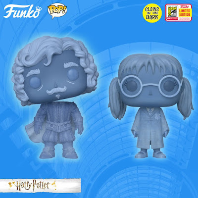 San Diego Comic-Con 2018 Exclusive Harry Potter POP! Vinyl Figures by Funko