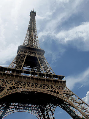 Paris - Eiffel Tower 1