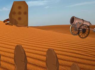 Juegos de Escape Sandstorm Desert Escape