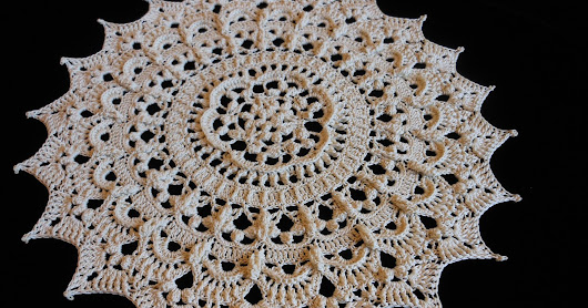 Pretty Doilies..and more pretty doilies