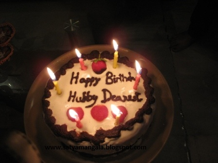 The World S My Oyster Happy Birthday Hubby Dearest
