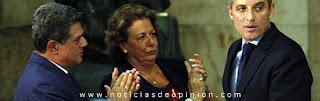Camps dimite presionado. Rajoy y el PP de Génova se lo había pedido