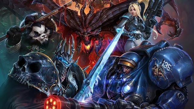 Heroes of the Storm, noticias de videojuegos