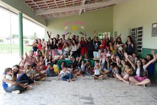 Alunos de Enfermagem do CES/UFCG realizam ação solidária na zona rural de Cuité