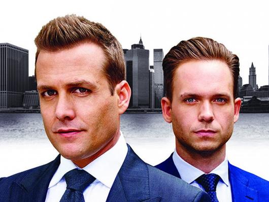 A la venta la quinta temporada de 'Suits' en DVD y Blu-ray