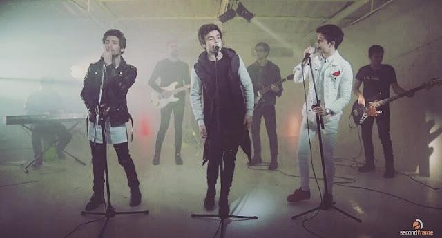 Nowy cover Agustín, Ruggero oraz Maxiego