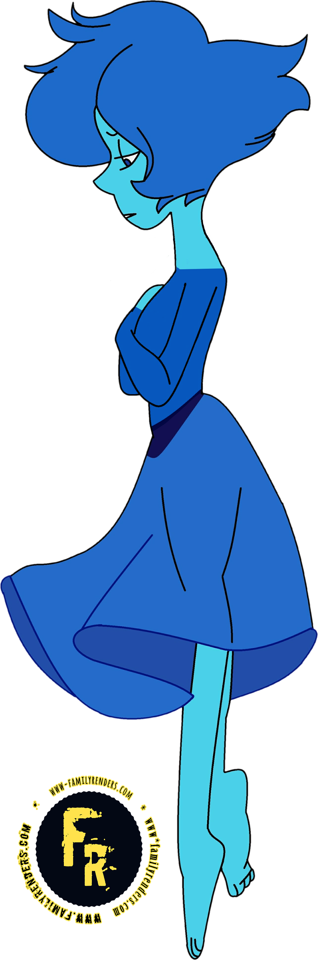 render Lapislázuli (Lapis Lazuli)