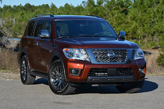 Nissan Armada Platinum 2018 Review, Specs, Price