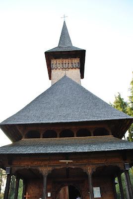 biserica de lemn din ocna sugatag