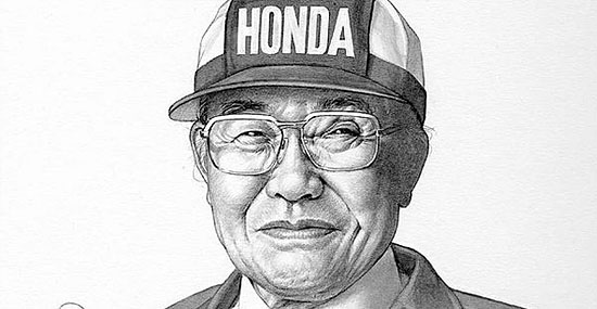 Fracasso dos Famosos - Soichiro Honda