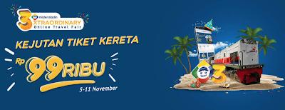Memburu Tiket Kereta Murah di Mister Aladin untuk Mengunjungi Kota Favorit Anda di Indonesia