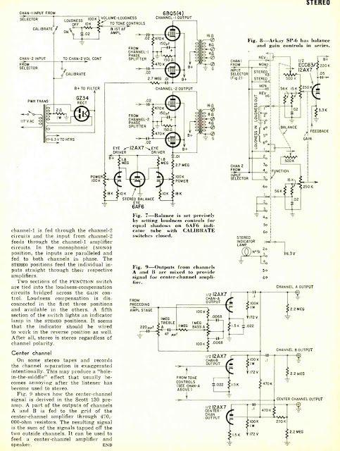 Stereo Control Circuits