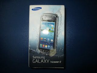Hape Outdoor Samsung Galaxy Xcover 2 (S7710) Android IP67 Certified