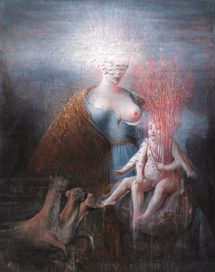 Agostino Arrivabene. Декаданс и фэнтези 7