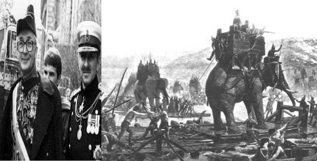 যে পাঁচটি যুদ্ধ শেষ হওয়ার পরও চলেছে বহুকাল