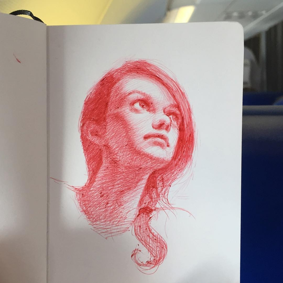 03-Doodling-Arthur-Gains-Moleskine-Sketches-of-Celebrities-and-other-Portraits-www-designstack-co