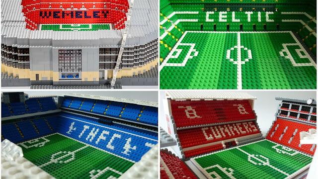 stade football lego