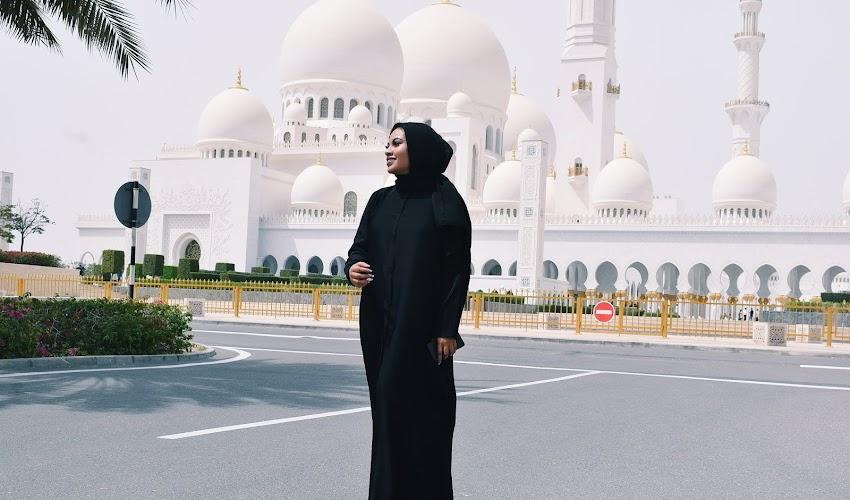 WHAT I WORE IN DUBAI AND ABU DHABI
