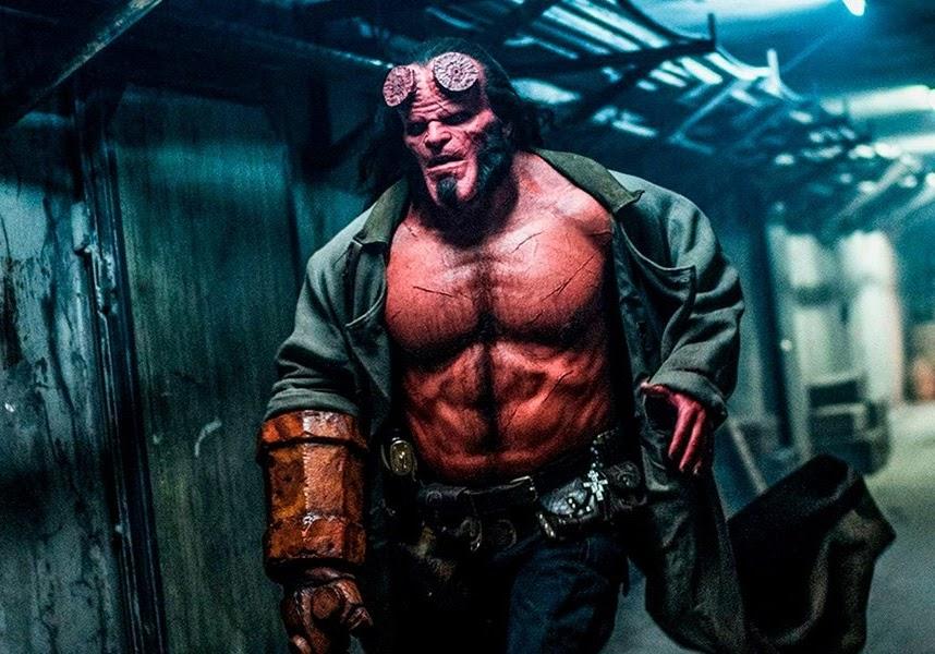 Hellboy | Liberado Trailer 2!