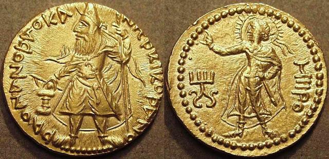El Oro Bactriano de Afganistán, Reino de Bactriana