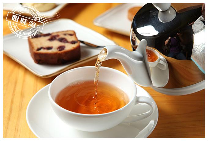 台南六合境茶弥-享受法國進口的瑪黑紅茶與午後甜點