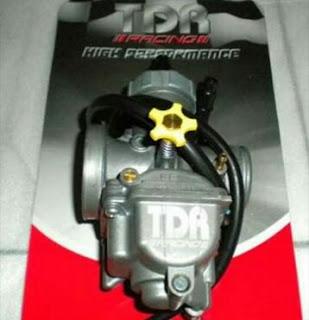 harga karburator PE 28 merk TDR