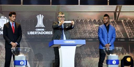 Confira os grupos da Copa Libertadores 2019. Pela Sul-Americana, Corinthians estreia contra o Racing