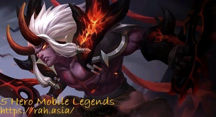Beli 5 Hero Mobile Legends Ini Biar Cepat Epic
