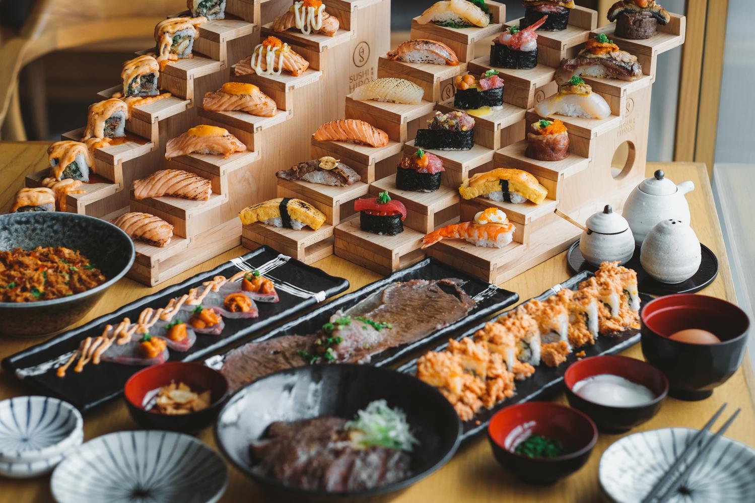 5 Restoran Sushi Paling Populer Di Jakarta