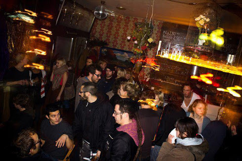 Best Bars in Berlin Kreuzberg, Mitte, Friedrichshain