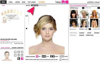 Peinados Virtuales Con Tu Foto - Nuevo Cambio de look Virtual Mary Kay