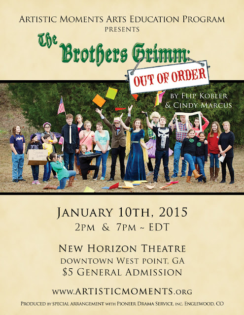 PRESENTING The Brothers Grimm: Out of Order