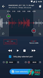 MP3 Cutter Ringtone Maker Pro Paid APK
