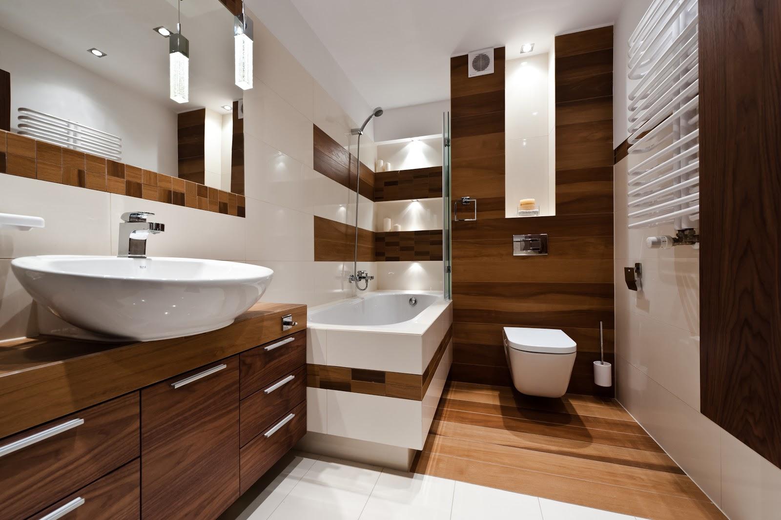 All-Design: Łazienka projekt i realizacja