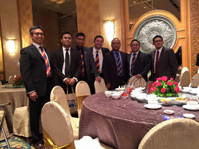 Alumni Sekolah Alam Shah
