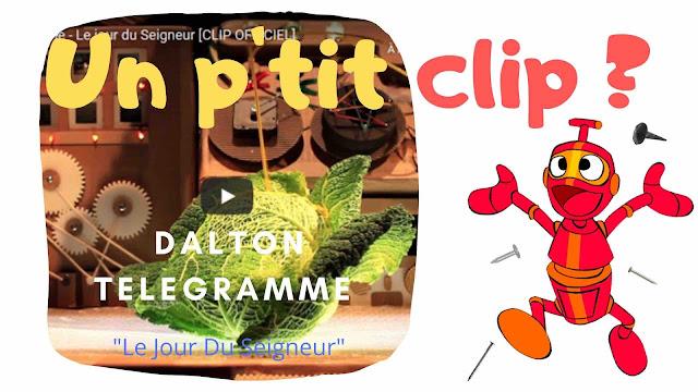 """Dalton Telegramme sort le clip de """"Le jour du seigneur"""", disponible sur Victoria son dernier album"""
